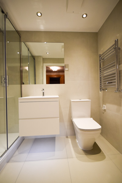 Docklands Bathrooms Gallery Portfolio - Local bathroom installers
